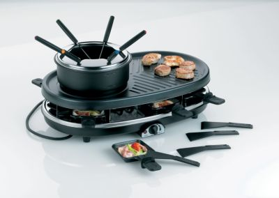 Raclette-Set Bernardino
