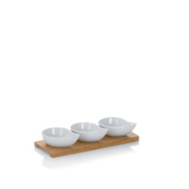 Bowl set Philipa 4pieces