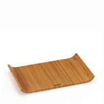 Tablett Bambus