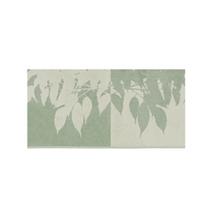 Handtuch Landora Ficus-Dekor