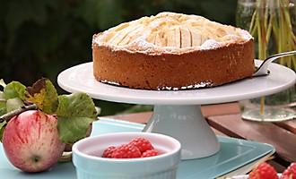 Blogbeitrag Apfelkuchen