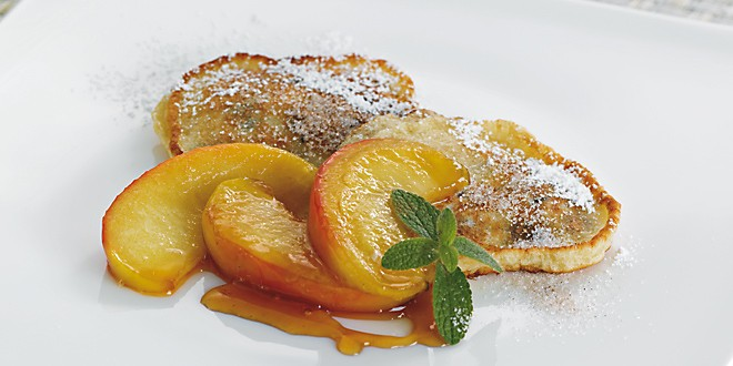 Apfel-Zimt-Pfannküchle