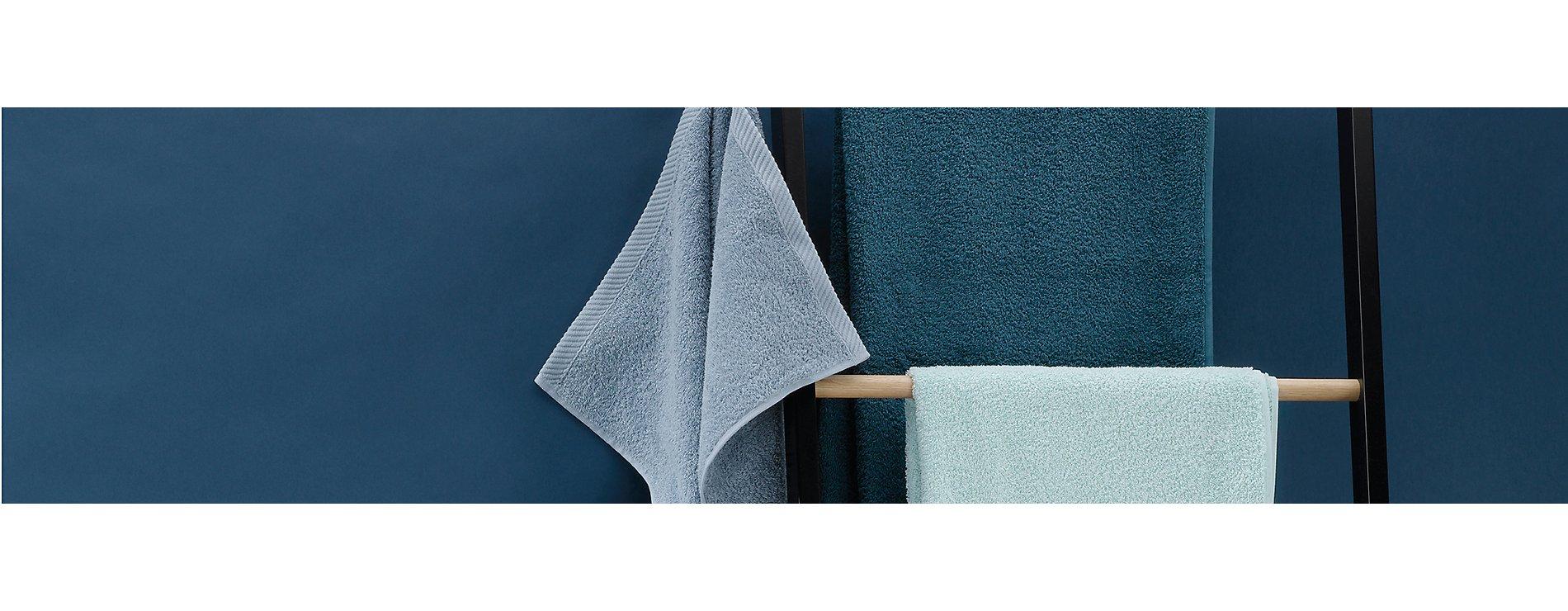 Farbwelt Blau Textil