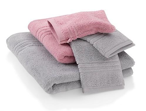 Badtextilien im Set kaufen: Duschhandtuch, Handtuch, Gästetuch, Waschhandschuh