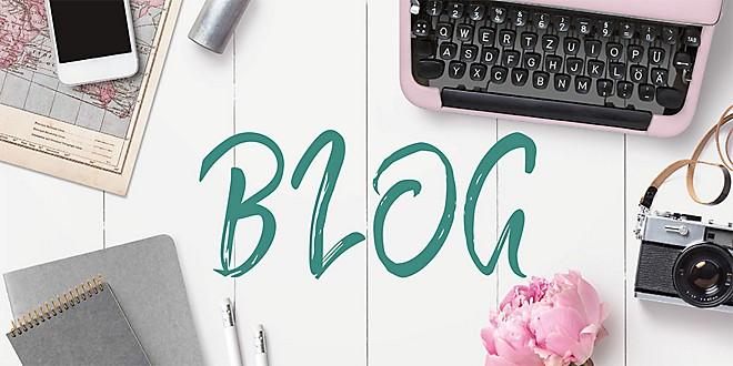 Blog blanko