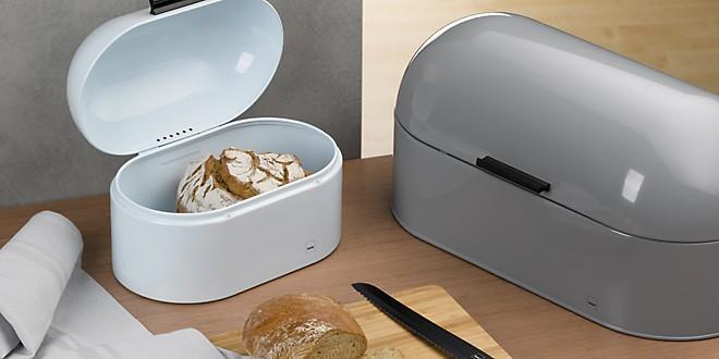 Teaser Aufbewahrung Brot im Brotkasten