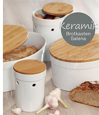 Brotkasten und weitere Artikel Serie Salena Keramik kela