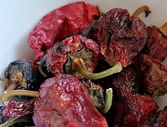 Chili con carne Zutaten Chilis