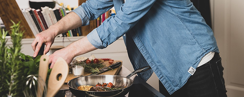 Dry-Aged-Steak Rezept Bratpfanne Flavoria Header