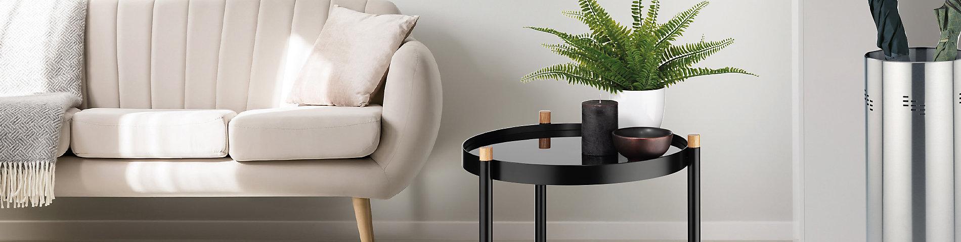 Sitzhocker, Regale und mehr - schöne Wohnaccessoires von Kela