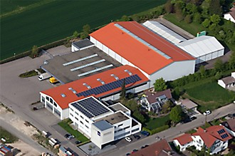 Firmengebäude Kela