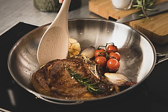 Steak mit Rosmarinkartoffeln Teaser Rezept