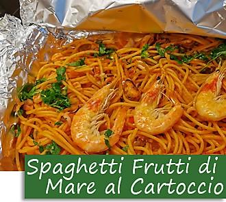 Rezeptbutton Spaghetti Frutti di Mare