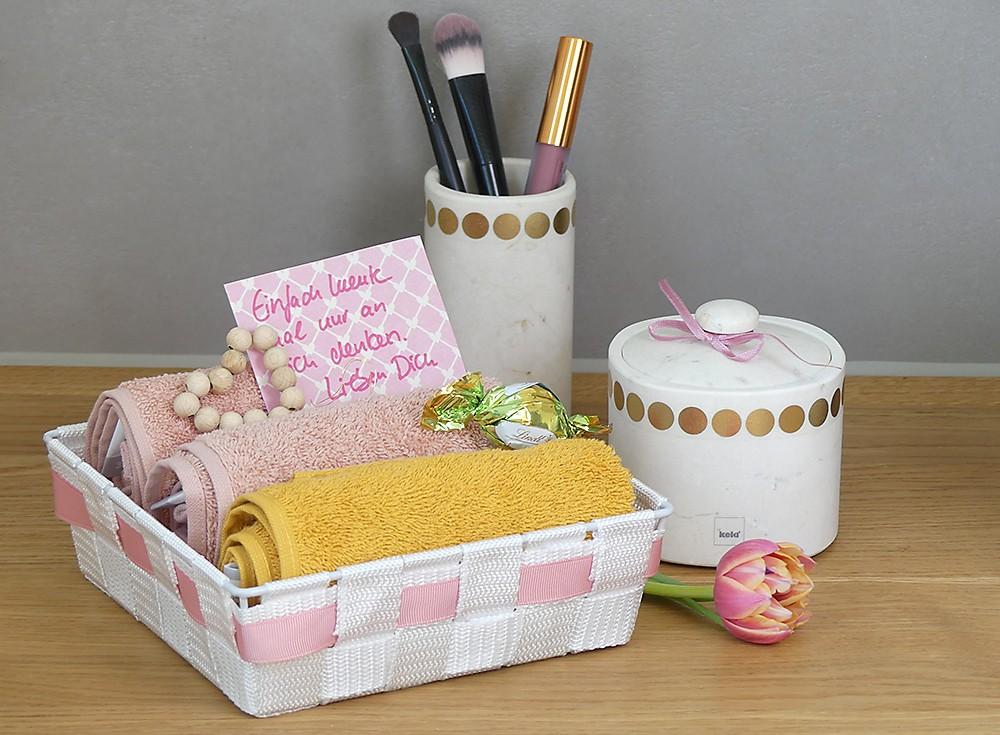 Geschenkidee-Badezimmer