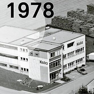 Geschichte Kela 1978 Produkte für Haushalt
