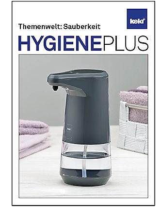 Broschuere Hygiene Plus