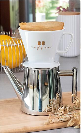 Filterkaffee aufkochen