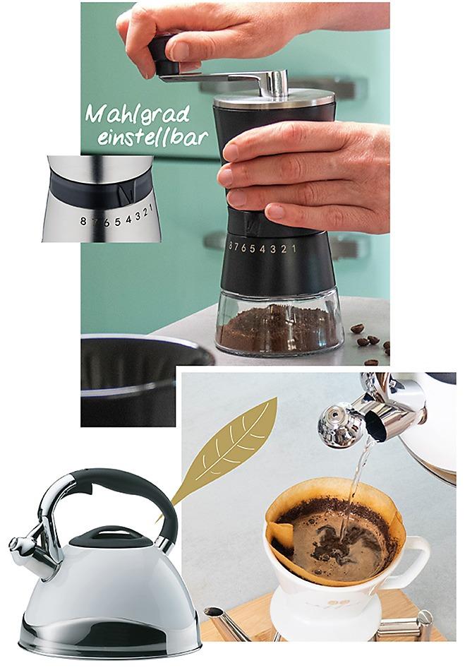 Kaffeemuehle Wasserkocher