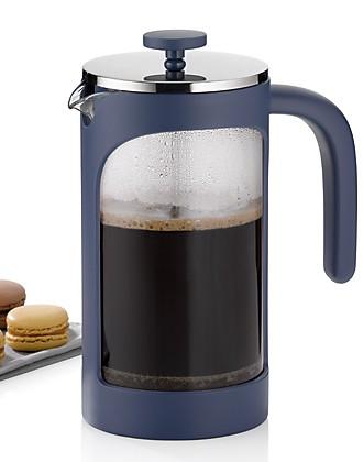 Kaffee und Tee: Kaffeebereiter Verona von kela in Blau
