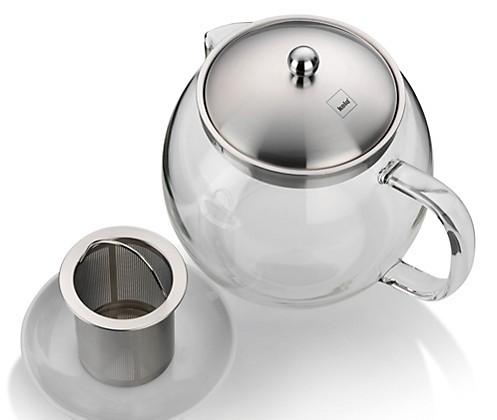 Kaffee und Tee: Teekanne Cylon mit Siebeinsatz von kela