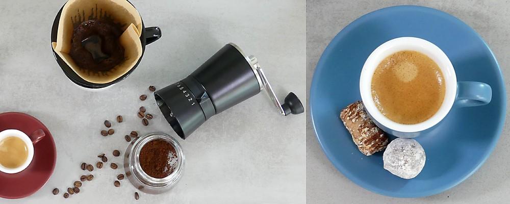 Kaffeezubereitung manuell Headerbild