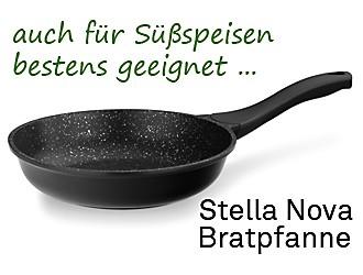 Stella Nova Bratpfanne
