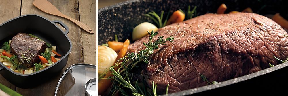 Kochen und braten – Bratenrezepte kela