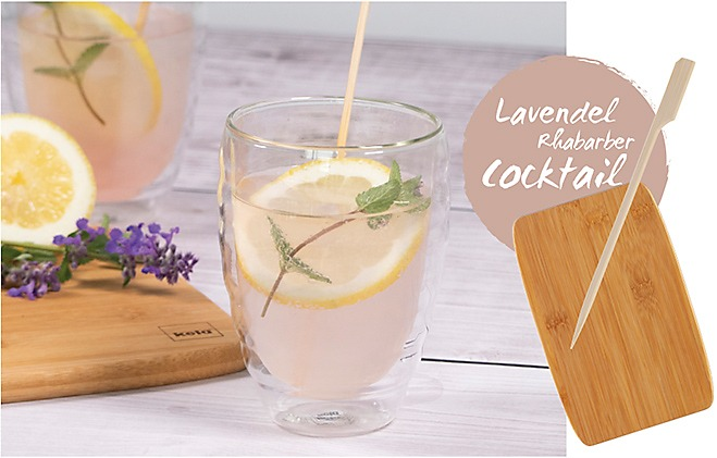 Lavendel Cocktail
