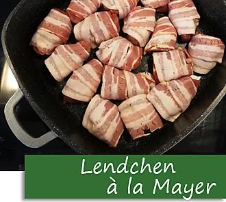 Rezeptbutton Lendchen à la Mayer