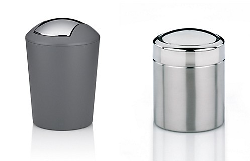 Kleine Mülleimer – Mülleimer Marta und Ano von kela