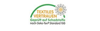 Logo Textiles Vertrauen