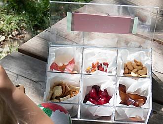 Picknick Candy Bar für Groß und Klein