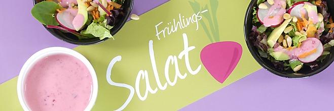Fruehlingssalat