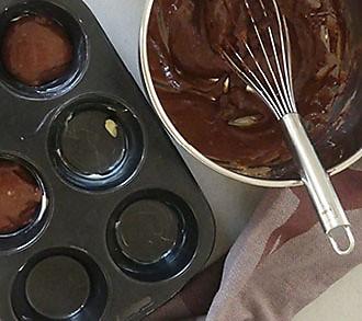 Zubereitung Muffin Schritt 3