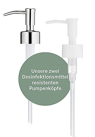 Desinfektionsmittel Seifenspenderpumpe