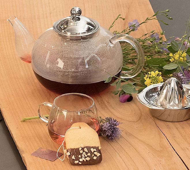 Teekanne orientalisch