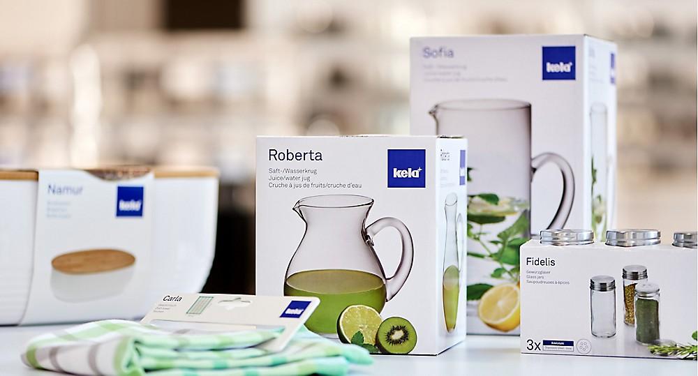 Kela Verpackung Design Verkaufsfoerderung