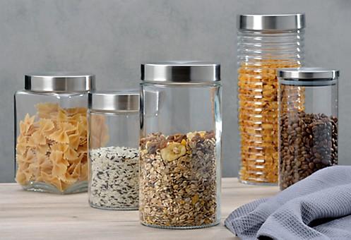 Vorratsdosen aus Glas Bera von kela