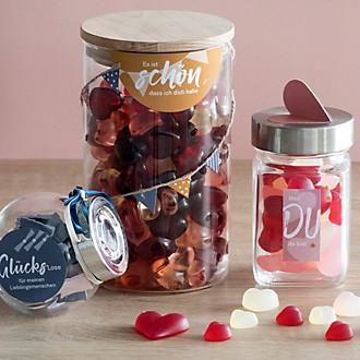 Valentinstag kleine Geschenkideen und Verpackungen Teaser