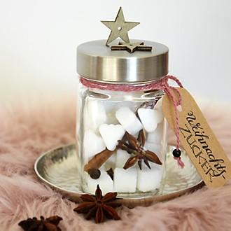 Zucker aromatisiert Rezeptbild weihnachtlich