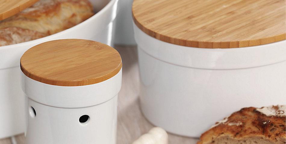 Vorratsdosen | Große Auswahl für unterschiedliche Nutzungszwecke – Glasdosen, Keramikdosen, Kunststoffdosen für den Haushalt