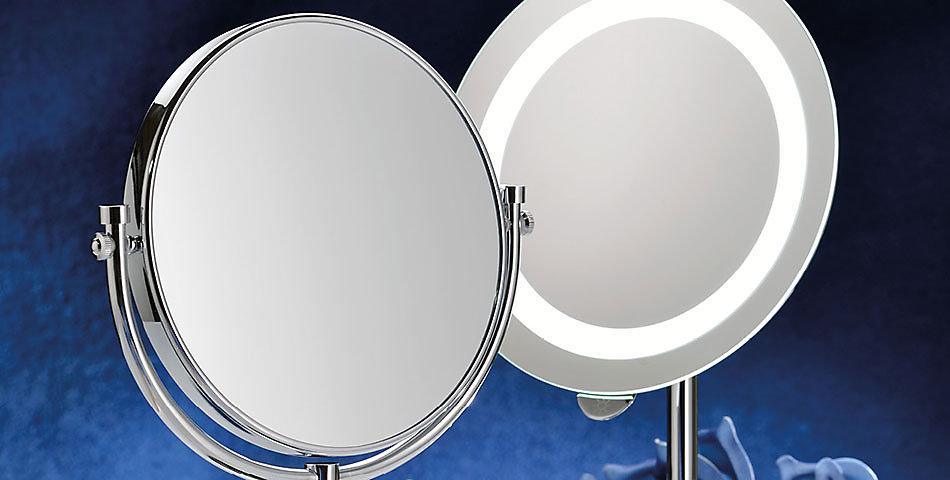 Spiegel | Vom kleinen Tischspiegel bis hin zum beleuchtbaren Kosmetikspiegel ist die Auswahl groß – jetzt anschauen